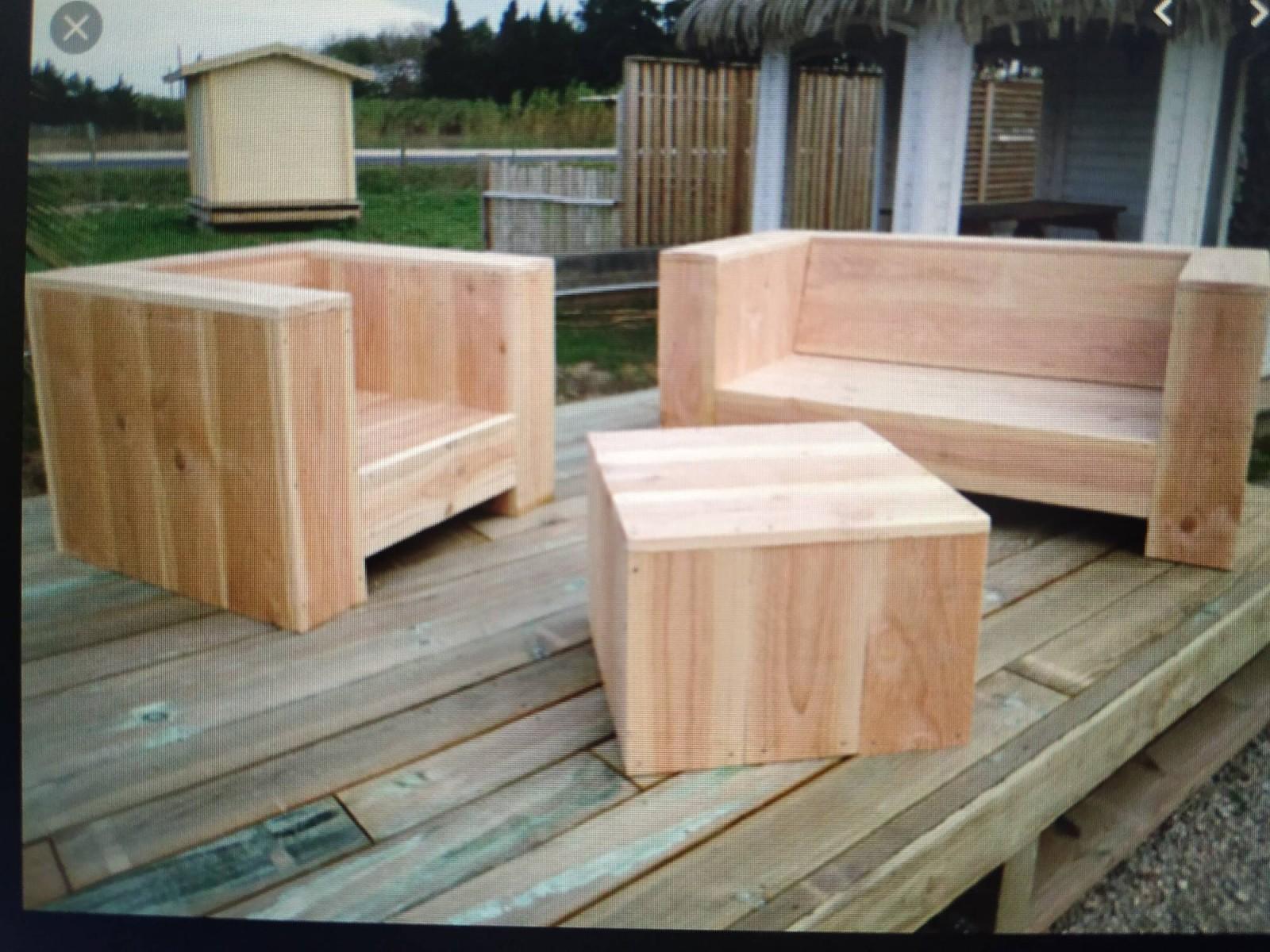 Meuble Sur Mesure Bordeaux Ébéniste pour création de meuble de jardin en bois sur