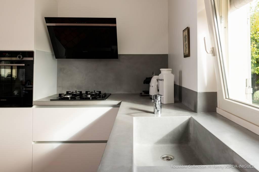 Specialiste Du Beton Cire Haute Garonne Atelier Ebeniste D Art